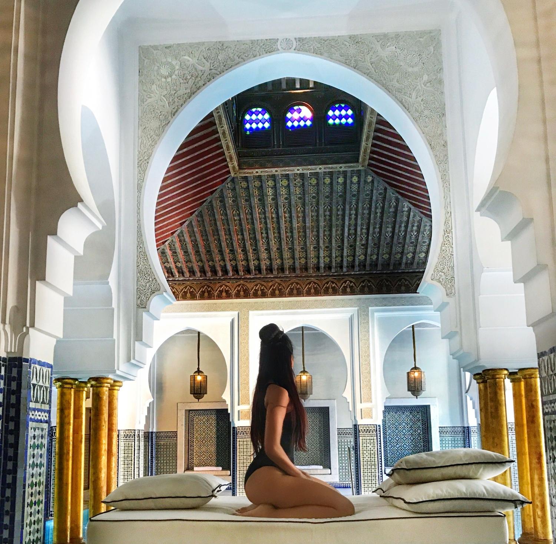 La Mammounia - Marrakech, Morocco